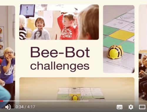 eTwinning en de Beebot