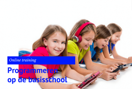 Programmeren met Scratch junior