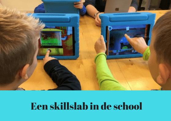 Een Skillslab in je school