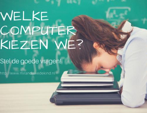 Hoe kies je welk soort computer past in jouw klas?