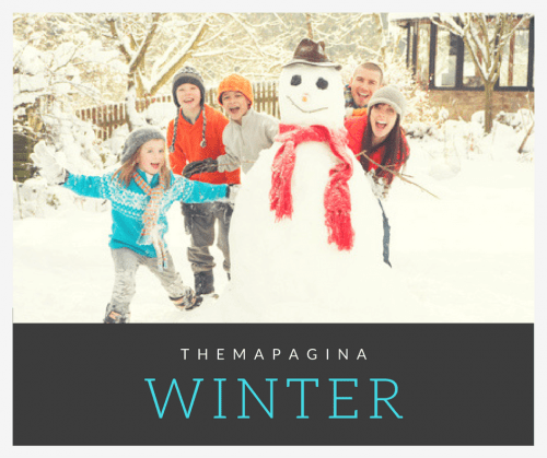 Themapagina  Winter