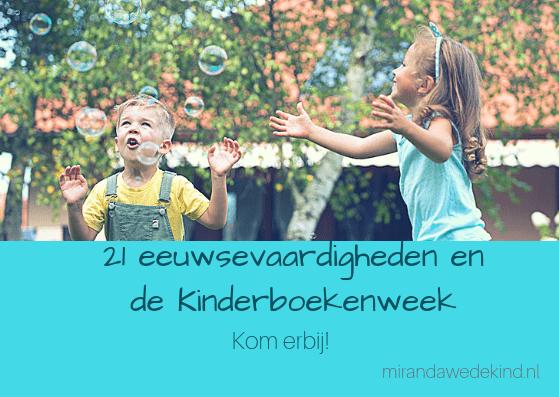 Bloghop kinderboekenweek 2018