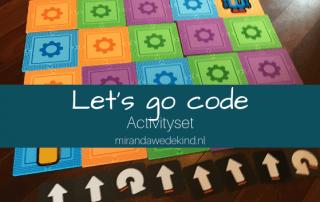 Let's go code!