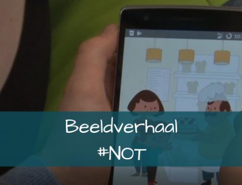Beeldverhaal, een app om spreekvaardigheid te beoordelen #NOT