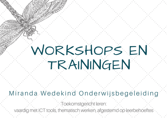 Informatie over workshops