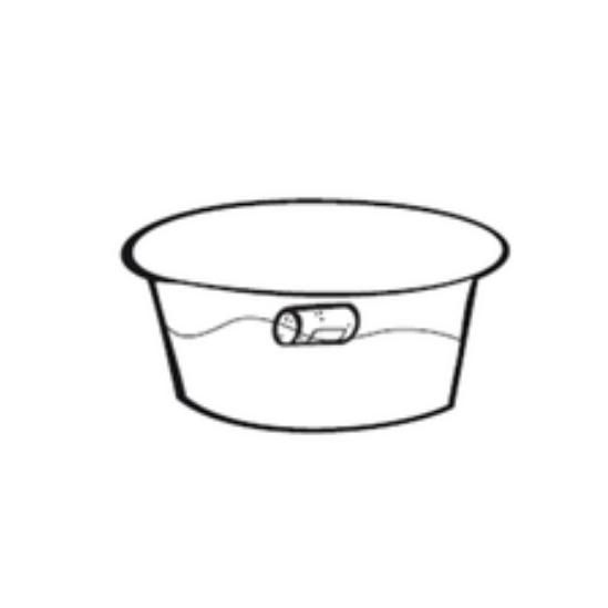 Drijven en zinken ~lekker knoeien met water
