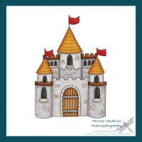 Beebotkaarten Ridders en kastelen