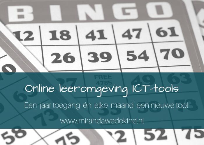 Online leeromgeving ICT-tools