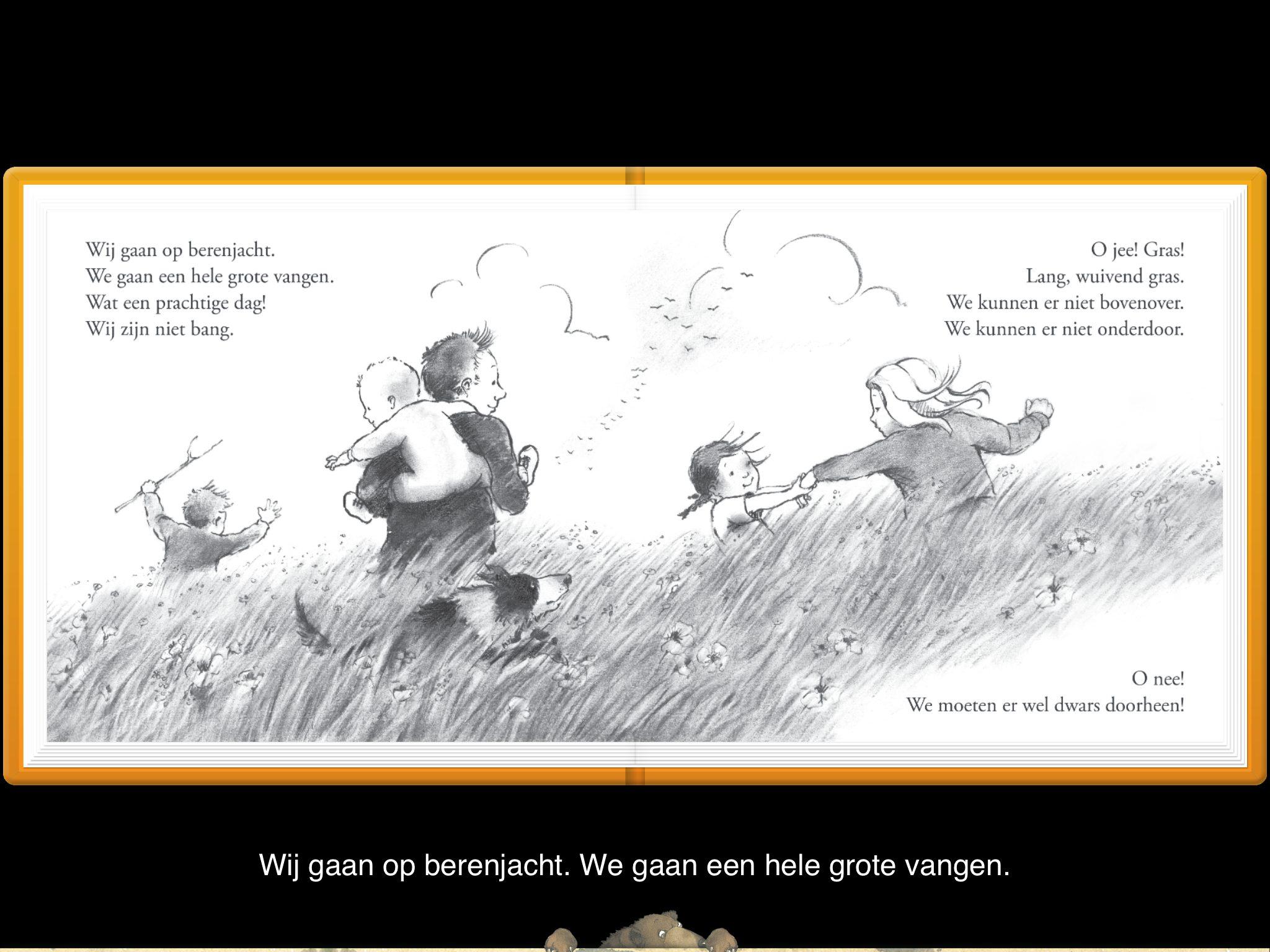 Onderwijs op afstand: We gaan op berenjacht!