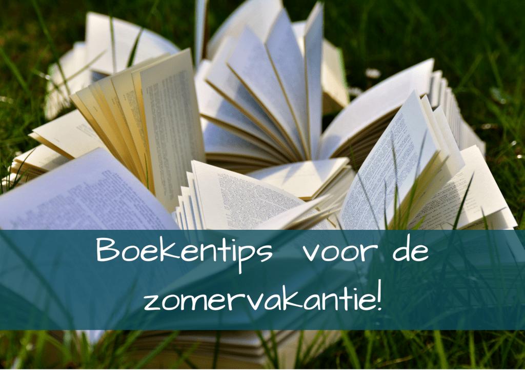Boekentips voor de zomervakantie
