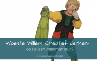 Woeste Willem- Creatief denken
