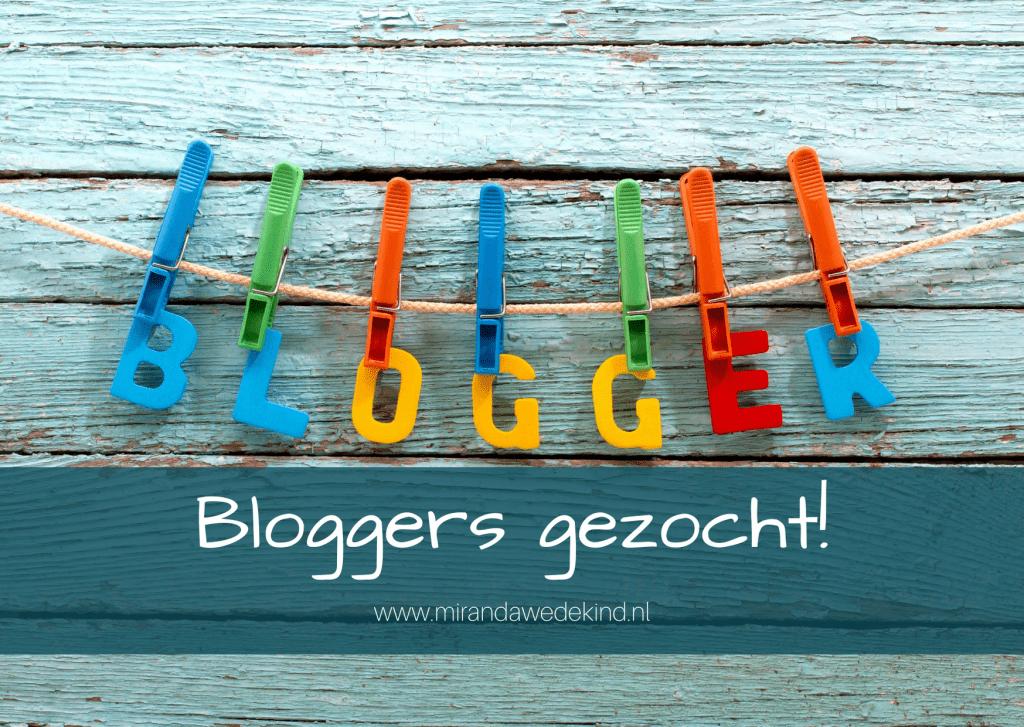 Bloggers gezocht!