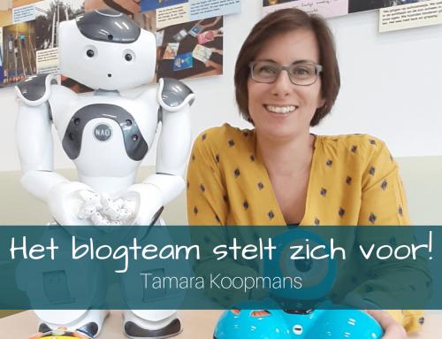Het blogteam stelt zich voor: Tamara Koopmans