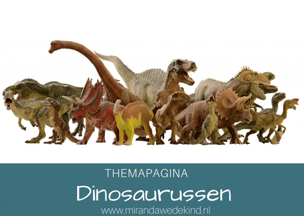 Themapagina Dinosaurussen
