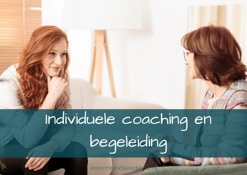 Coaching en begeleiding