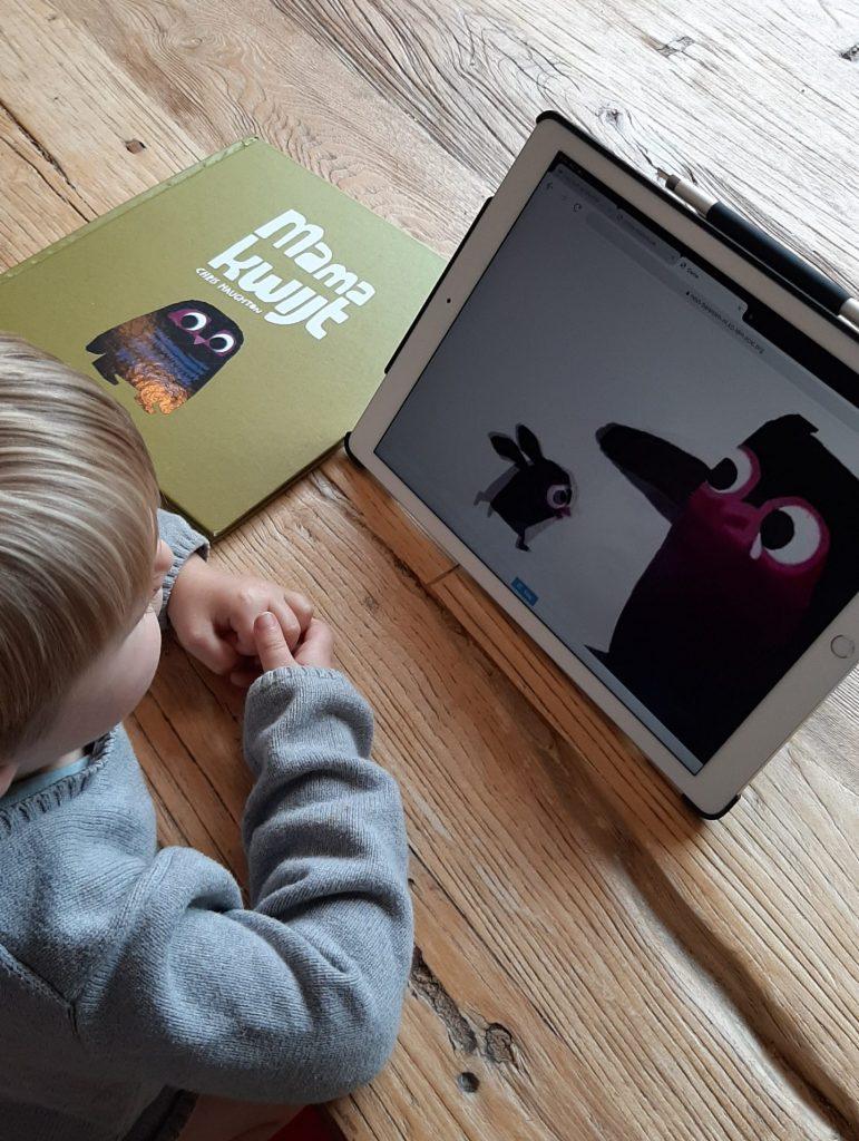 Digitale prentenboeken: een goede aanvulling in de kleuterklas!