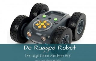 Rugged Robot in de klas