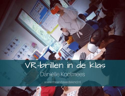 ClassVR – VR brillen in de klas!
