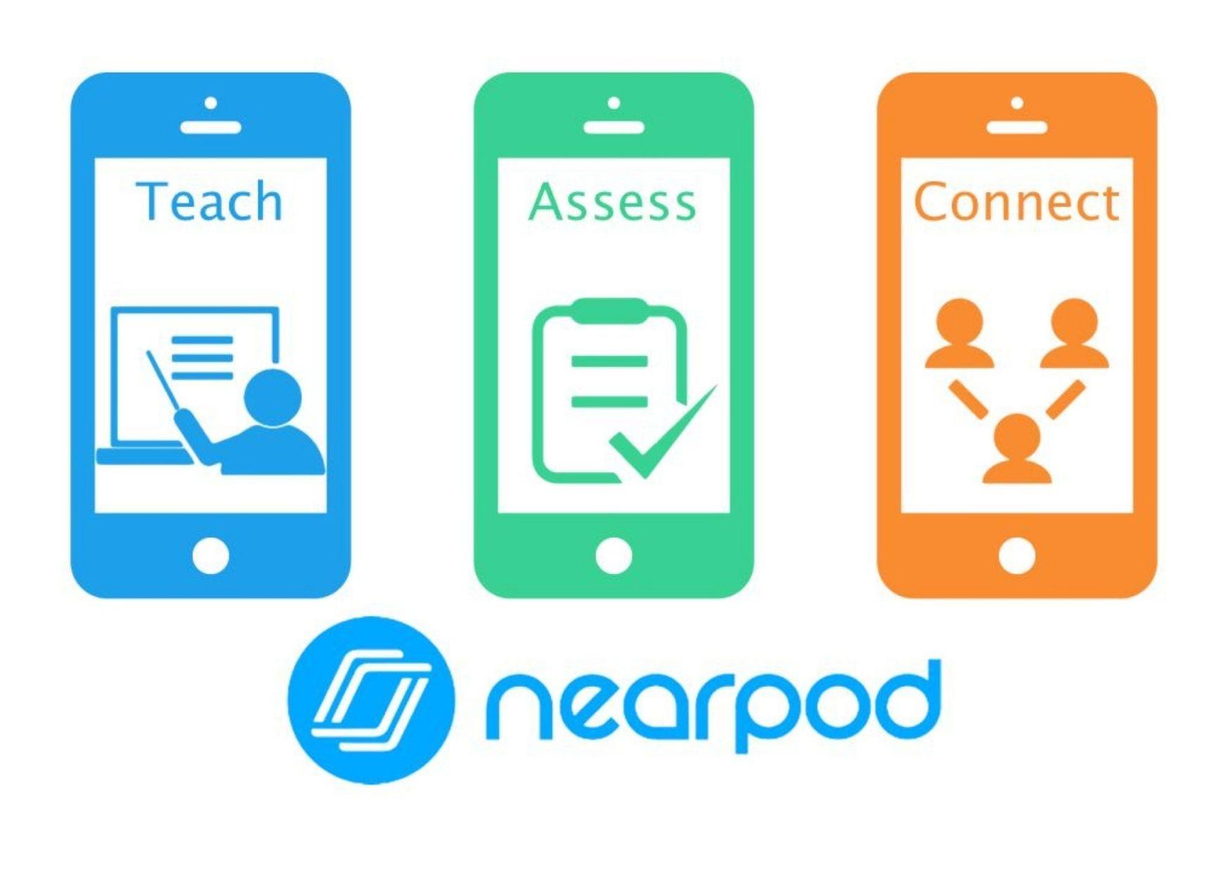 Je volledige les voorbereiden met Nearpod- Onderwijs op afstand