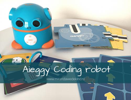 Aieggy Coding robot