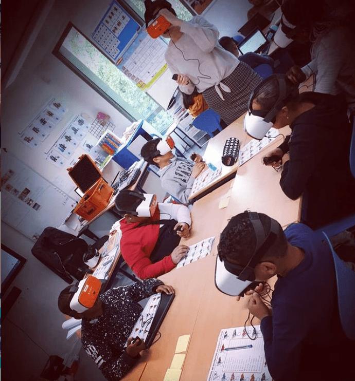 ClassVR - VR brillen in de klas!