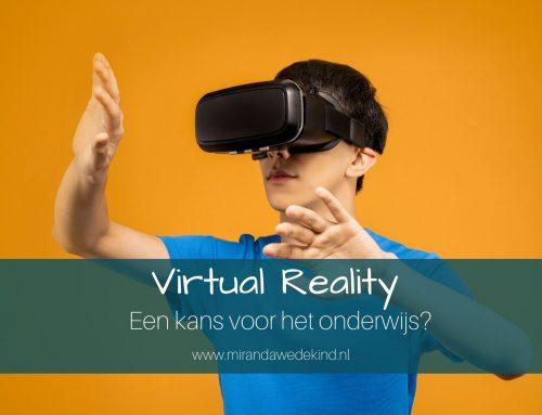 Virtual Reality: een kans voor het onderwijs?