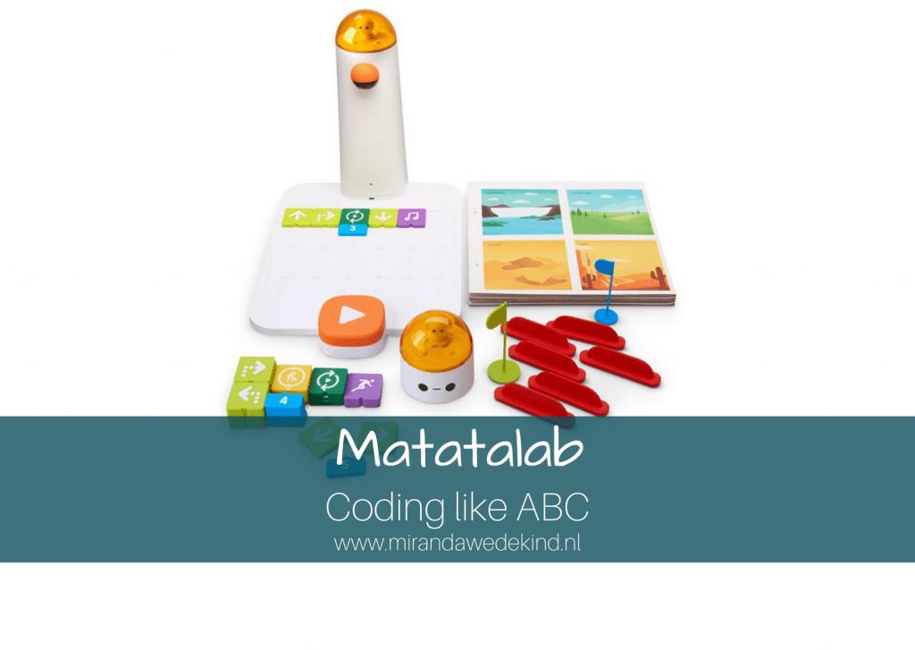 Coding like ABC- Matatalab