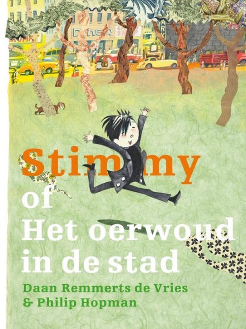 Stimmy Of Het Oerwoud In De Stad