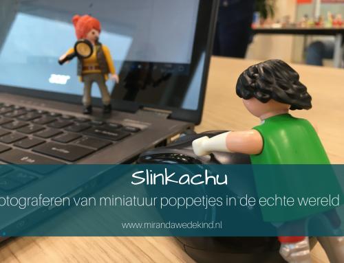 Slinkachu- fotograferen van miniatuur poppetjes in de echte wereld