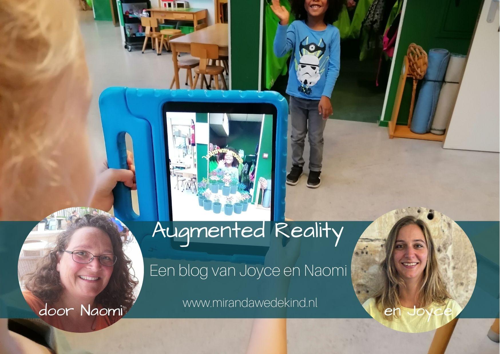 Augmented Reality in de kinderboekenweek