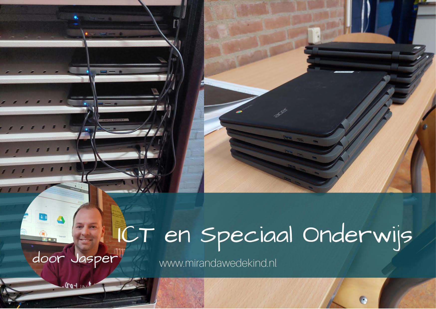 ICT en speciaal onderwijs